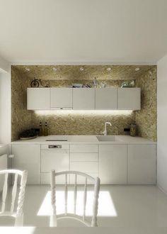 Apartment Interior by Asymetric Studio