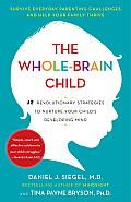 I just read this parenting book, which I recommend for all parents.  It's a quick read with everyday strategies to help you understand a little about how the brain works and then put it to practical use with your child (Adult non-fiction)