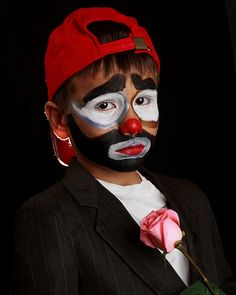 1000 images about clown on pinterest creepy clown clowns and sad