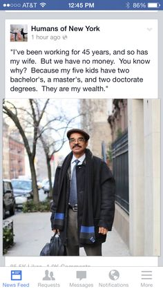 Regarder les photos et lire les citations vivifiantes de Humans of New York  #powerpatate #optimisme
