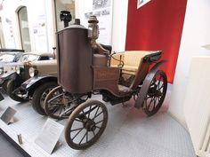 Schöche Dampfwagen Nr. 1