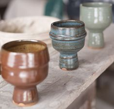 At Warren MacKenzie is still to be found at his treadle wheel throwing the loose, lively pots that made him America's most famous potter. Warren Mackenzie, Wheel Throwing, Ceramic Vase, Mud, Pottery, Clay, Ceramics, Tableware, Pots