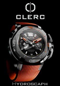 Clerc Diving Watch