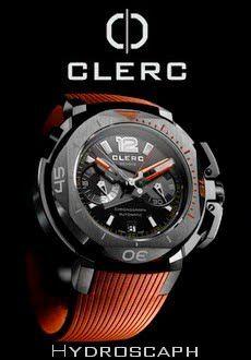 Clerc Diving Watch