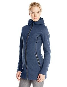 Spyder Womens Leggy Femme Sweater SaganBlack Large * More info could be found at the image url. (Amazon affiliate link)