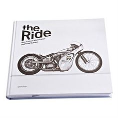 The Ride | Motorcycles #book #coffee #table #bookstore | rumbleON.com |