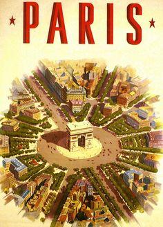 Carteles y afiches de viajes | Retro posters | Publicidad vintage
