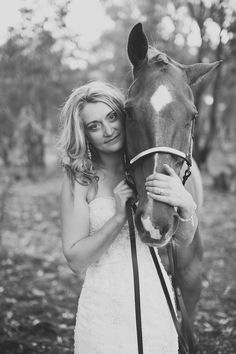 Willow & Co. » Blue Mountains Wedding Photography & Pet Photography http://willowand.co Samantha & Chris, Perth Horse + Bride