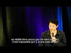Misha's fart story (VOSTFR) - YouTube