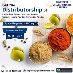 Get the of top quality Indian Raw Amchoor Powder, Garam Masala Powder, Coriander Powder, and more. Share your contact details to grab this Coriander Spice, Coriander Powder, New Market, Food Safety, Garam Masala, Non Alcoholic, Food Items, Beverages, Spices