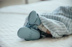 Perfect for gender reveals, its our newest release for the tiniest feet! Introducing the Petite Sky Blue ☁️  | Soft pastel blue genuine leather baby moccasin, stylish, simple, and classic design. http://freshlypicked.com/collections/moccasins