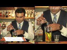 #Red, Yellow, Green Vodka Cocktail: Smirnoff