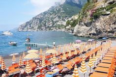 Guide to the Amalfi Coast and Positano with details and packing guide.