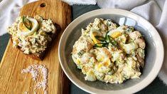 Tvaroh je základem mnoha výborných pomazánek a salátů. Navíc je plný bílkovin stejně jako luštěniny a vejce. Thing 1, Junk Food, Pasta Salad, Risotto, Potato Salad, Cauliflower, Salads, Potatoes, Vegetables