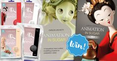 Win a selection of Carlos Lischetti's brand new high-definition sugar modelling pastes and a copy of his best-sellers, Animation in Sugar and Animation in Sugar: Take 2.