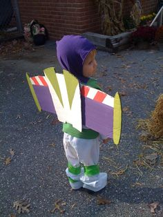 DIY Buzz Lightyear #
