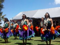 Another photo from last weekend's 22nd Polynesian Festival in San Clemente! #hula