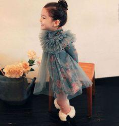 Dyosa Queen G Kids Dress Wear, Kids Gown, Little Girl Dresses, Girls Dresses, Flower Girl Dresses, Children Dress, Little Girl Fashion, Kids Fashion, Fashion Outfits