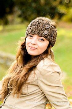 21-Cool-Winter-Knit-Pattern-Braided-Bow-Headbands-For-Women-2014-2015-10