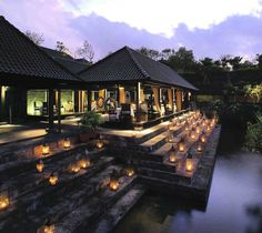 Bvlgari Hotel - Bali - this place is austere and warm and inviting all at the same time - it's in uluwatu!