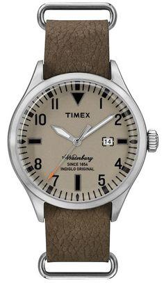 Zegarek męski Timex Waterbury TW2P64600 - sklep internetowy www.zegarek.net