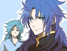 Kanon and Saga