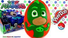 Huevo Sorpresa Gigante de Sonic Boom de Plastilina Play Doh en Español y Dr Eggman con Eggmobil - YouTube