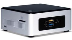 Intel NUC. Hatékony és gyors rendszám felismerő szerver, egy Mini PC testében.
