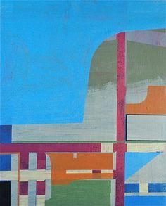 "Saatchi Online Artist Jim  Harris; Painting, ""Analog"" #art"