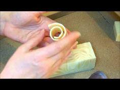 Make Soap Curls