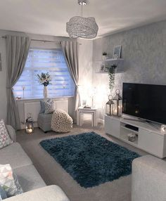 living room decor cozy \ living room decor ` living room decor ideas ` living room decor apartment ` living room decor on a budget ` living room decor cozy ` living room decor modern ` living room decor farmhouse ` living room decor ideas on a budget Living Room Decor Cozy, Living Room Grey, Home Living Room, Interior Design Living Room, Living Room Designs, Cozy Room, Small Apartment Living, Small Living Rooms, Small Apartments
