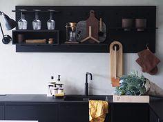 Kitchen Reno, Kitchen Dining, Decor Room, Inspired Homes, Modern Interior Design, Kitchen Organization, Wood Crafts, Home Goods, Kitchens
