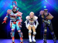Starlight Express at the New Wimbledon Theatre - click for review