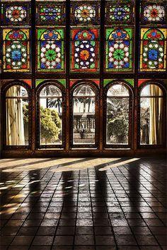 Zinat Ol Molook House - Shiraz - HDR Photo by Erfan Shoara on Flickr