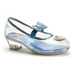 "Disney Princess Cinderella ""Glass Slipper"" Shoes - Toddler Girls"
