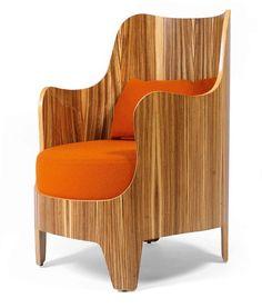 Garouste & Bonetti, fauteuil , 1990's