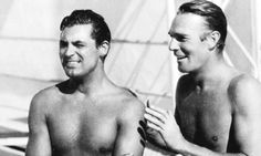 "The Cary Grant & Randolph Scott romance gets some new attention in the documentary ""Women He's Undressed"""