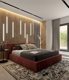 Home Interior Decoration Modern Bedroom has never been so Stunning! Since the beginning of the year many girls were looking for our Modest guide and it is finally got released. Now It Is Time To Take Action! Bedroom False Ceiling Design, Luxury Bedroom Design, Bedroom Furniture Design, Home Room Design, Master Bedroom Design, Modern Master Bedroom, Stylish Bedroom, Oak Bedroom, Bedroom Decor