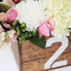 another way to do table numbers