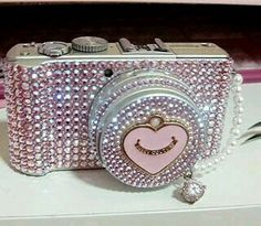 BLINGED OUT CAMERA