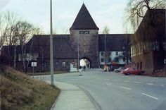 Pinder Kaserne in Zirndorf, former home of 6-14 FA.
