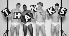 Calvin Klein Celebrates 10 Millon Facebook Likes image Calvin Klein Thanks 800x425