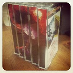 Ty Segall  cassette bundle from burger records
