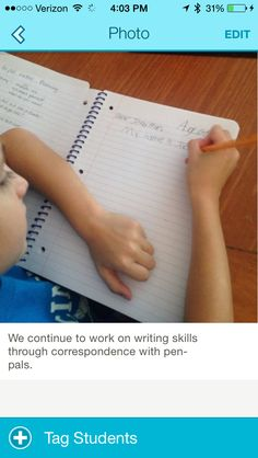 How we use Freshgrade, a digital portfolio app. Work On Writing, Writing Skills, Series Online Free, Parent Communication, Movies To Watch, Assessment, Photo Editing, Homeschool, Parenting