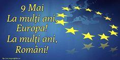 9 Mai La mulți ani, Europa! La mulți ani, Români! 9 Mai, Home Decor, Europe, Decoration Home, Room Decor, Home Interior Design, Home Decoration, Interior Design