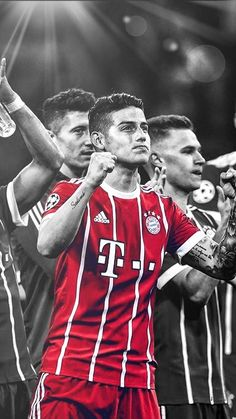 James Rodriguez #football #art #bayernmunich