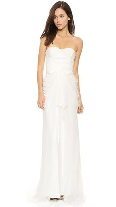 Badgley Mischka Collection Lace Corset Bridal Gown Wedding Dress | Get paid up to 9.2% Cashback when you shop at SHOPBOP with your DubLi membership. Not a member? Sign up for FREE at www.downrightdealz.net