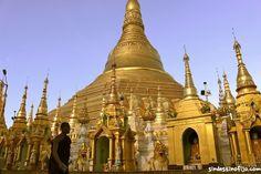 Shwedagon Pagoda en Yangon