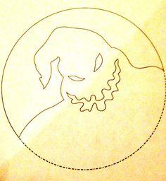 Image detail for beh loogie boogie naturalmente halloween oogie boogie pumpkin pattern nightmare before christmas pumpkin stencils pronofoot35fo Gallery