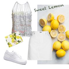 Cool Girls! #lemon #outfit #Hellenvanrees #airforce #wtw #howtowear